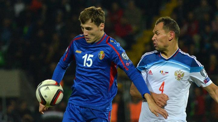 "Vladimir Ambros a fost ""împrumutat"" de Sheriff Tiraspol"
