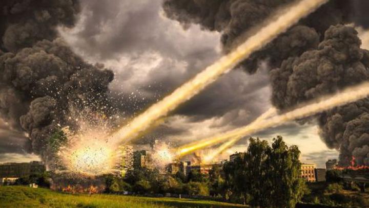 Coliziune APOCALIPTICĂ. Ce ar putea distruge omenirea în cazul impactului unui asteroid cu Pământul