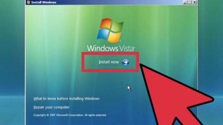 Microsoft îngroapă oficial Windows Vista