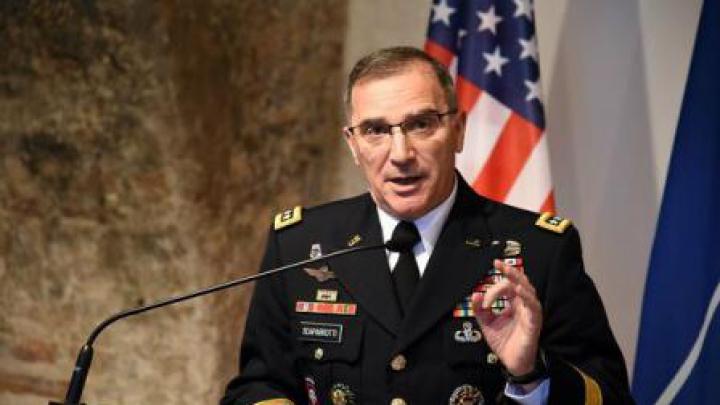 Comandantul forțelor NATO din Europa afirmă că este posibil ca Rusia să trimită talibani în Afganistan