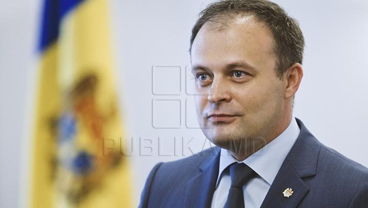 Moldova va relansa dialogul politic cu Germania după întâlnirea lui Andrian Candu cu Președintele Bundestagului german
