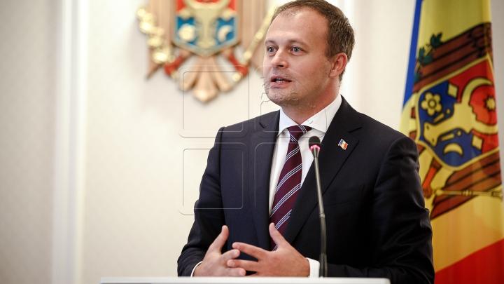 Întrevederea lui Andrian Candu cu Michael Roth: Germania apreciază eforturile de implementare a reformelor în Moldova