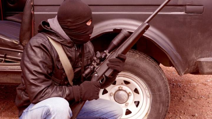 Arme de foc, confiscate de autorități de la sediul unei mișcări neonaziste din Germania