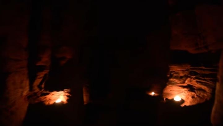 Lumea secretă a Cavalerilor Templieri ascunsă în spatele unei vizuini de iepure (VIDEO)
