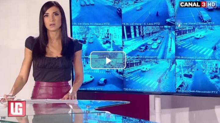 CLIPE DE COŞMAR! O femeie din Capitală, legată şi umplută de sânge în propria locuință. Suspecţii, reţinuţi (VIDEO)