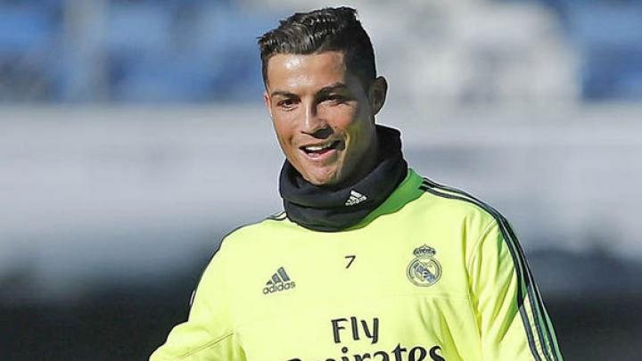 Ronaldo la volanul unui monstru. Starul lui Real Madrid a făcut un test-drive pe Formula 1
