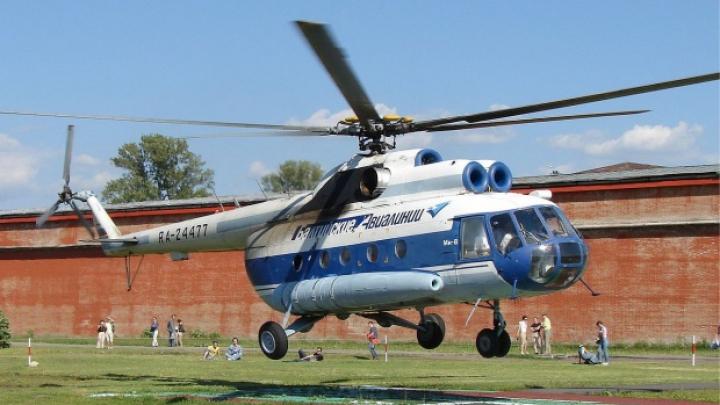 Elicopter rus, doborât în Siria. Care este starea celor care se aflau la bord
