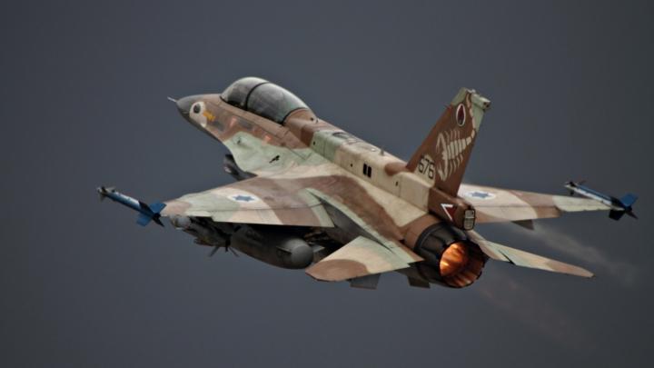 Avioane israeliene au fost ținta rachetelor antiaeriene din Siria