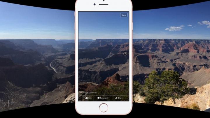Mark Zuckerberg lansează Facebook 360, prima aplicaţie de realitate virtuală