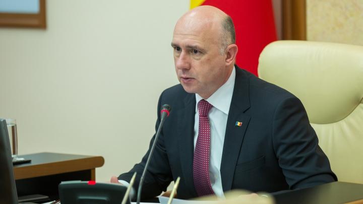 Premierul cere soluții pentru depășirea problemelor de la întreprinderea Calea Ferată din Moldova