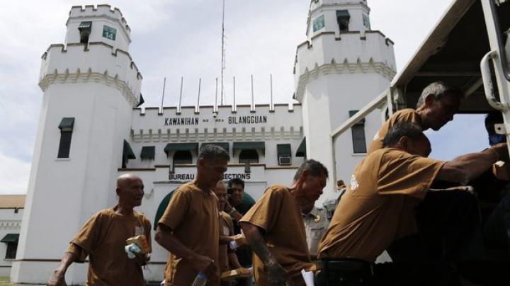 Filipine reintroduce PEDEAPSA CU MOARTEA pentru infracțiunile legate de droguri
