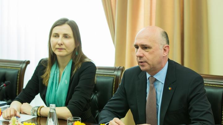 Premierul Pavel Filip s-a întâlnit cu directorii politici din Grupul de la Vîşegrad. Despre ce au discutat