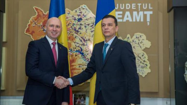 Relaţiile moldo-române, tot mai strânse. Guvernele de la Chișinău și București s-au întrunit într-o ședință comună