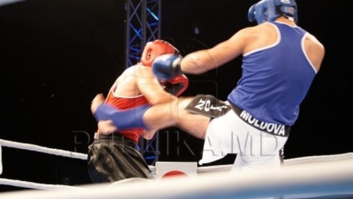 Moldoveanul Sergiu Morari se va duela cu belarusul Vadim Vaskov la Gala KOK