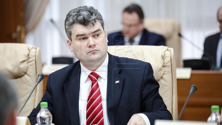 Gheorghe Bălan s-a întâlnit cu membrii Grupului Adunării Parlamentare a OSCE pentru Moldova. Subiectele abordate