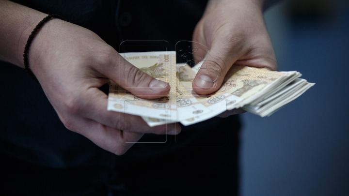 SCHEMĂ FRAUDULOASĂ privind transferuri ilegale de bani. Grupul criminală, deconspirată