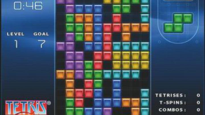 Jocul Tetris poate AJUTA la tratarea simptomelor sindromului de stres posttraumatic