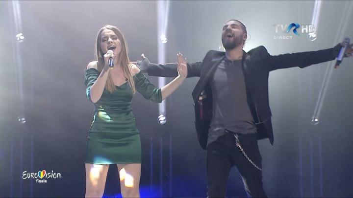 Ilinca şi Alex Florea vor reprezenta România la Eurovision 2017. Ascultă piesa câştigătoare (VIDEO)