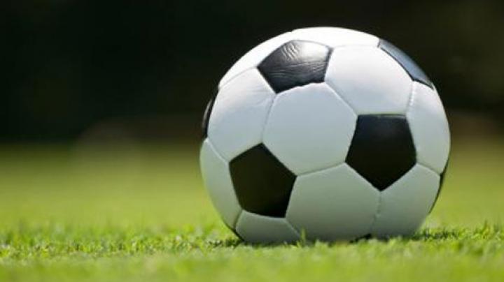 Naţionala de fotbal a Moldovei se pregăteşte pentru meciul cu Austria