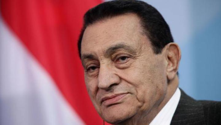Fostul dictator egiptean va fi pus în libertate
