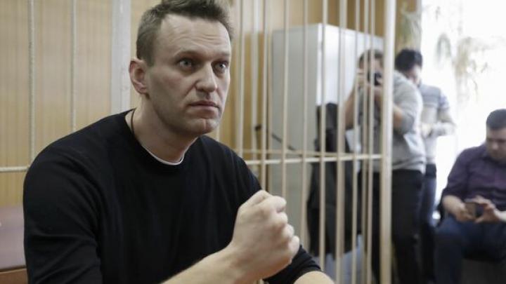 Liderul opoziţiei ruse, Aleksei Navalnîi, condamnat la 15 zile de închisoare şi amendat cu 350 de dolari