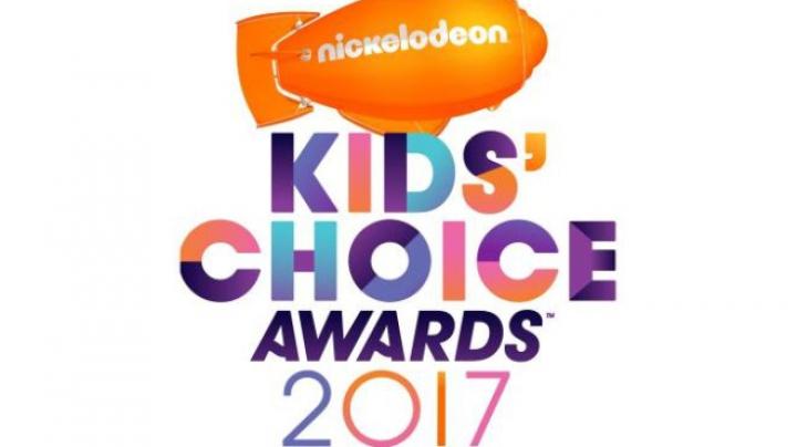 Premiile Kids Choice 2017. Selena Gomez a fost desemnată cea mai bună interpretă