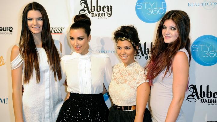 Sora mai mică a lui Kim Kardashian, victima hoţilor! I-au furat bijuterii în valoare de 200.000 de dolari