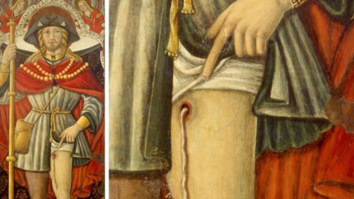 Descoperire şocantă într-o pictură celebră, veche de peste 600 de ani