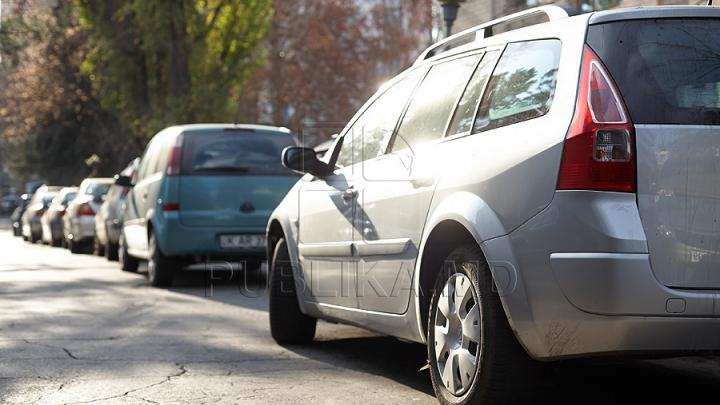 InfoTrafic: Accident rutier la intersecția străzilor București și Ismail