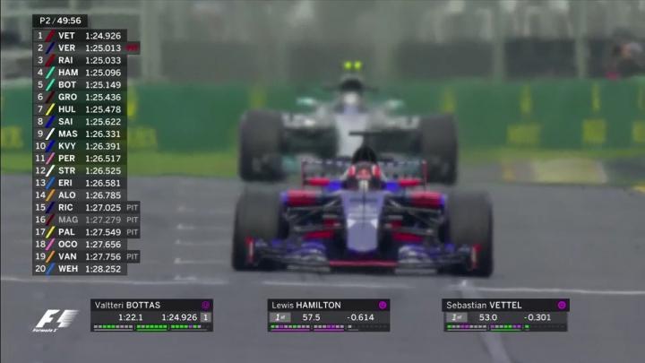 Lewis Hamilton a doborât recordul de viteză pe circuitul Albert Park din Melbourne