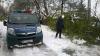 Polițiștii de frontieră, implicați în prevenirea efectelor create de condițiile meteorologice din țară (GALERIE FOTO)