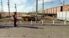 Autobuz şcolar lovit de tren în Rusia: Doi morţi şi cinci copii răniţi