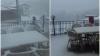 Iarna nu se lasă dusă! Regiunile în care stratul de zăpadă măsoară un metru și jumătate (VIDEO)