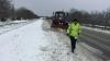 În nordul Moldovei noaptea trecută a nins! 27 de autospeciale au participat la lucrări de deszăpezire