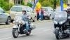 Ziua Drapelului şi a Stemei de Stat. Bikerii au urcat pe motociclete şi au mărşuit, iar INP a organizat un flashmob