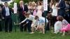 Mii de copii au participat la cursa cu ouă de la Casa Albă. Melania Trump le-a citit poveşti