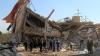 Cel puţin 19 persoane au fost ucise în lovituri aeriene lansate asupra unui spital din Siria