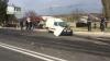 ACCIDENT CUMPLIT lângă Peresecina, cu implicarea unui microbuz de rută. SUNT RĂNIŢI (VIDEO)
