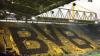 O nouă alertă pe stadionul din Dortmund. Poliţiştii germani au găsit câteva obiecte suspecte la una dintre ieşiri