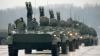 Trupele ruseşti, dislocate ilegal în stânga Nistrului, au efectuat exerciţiile militare în regiunea transnistreană
