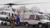 SUNT VICTIME! Un elicopter care transporta turişti a efectuat o ATERIZARE DE URGENŢĂ în Kamceatka (VIDEO)