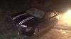 O maşină avariată şi abandonată pe strada Albişoara dă bătăi de cap poliţiştilor