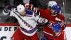 Bătăi spectaculoase în play-off-ul NHL între jucătorii Montreal Canadiens şi New York Rangers