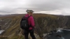 Eroina irlandeză. De când a învins cancerul, Nikki este de neoprit: Escaladează dealurile stâncoase şi nu ascultă medicii