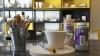 Creativitatea maximă! A fost deschisă o cafenea unde clienţii pot picta ceştile, bolurile şi farfuriile