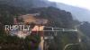 O nouă atracție pentru iubitorii de senzații tari, inaugurată într-un parc din China (VIDEO)