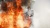 FOC ŞI PARĂ! 15 mii de pui au ars într-un INCENDIU DE PROPORŢII, izbucnit la o fermă din raionul Basarabeasca