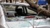 Şoferii ale căror maşini au fost avariate în urma ninsorii vor primi despăgubiri