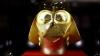 O mască din DIN AUR Darth Vader va fi vândută cu 1,4 MILIOANE de euro (VIDEO)