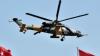 Un elicopter al poliţiei turce, cu 12 persoane la bord, s-a prăbuşit în estul ţării